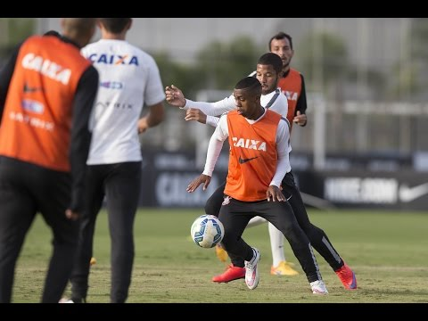 Com Malcom no ataque, Timão escala equipe reserva contra o Cruzeiro