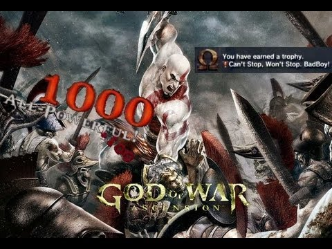 Try These Techniques To Earn A 1000-Hit Combo In God Of War: Ascension