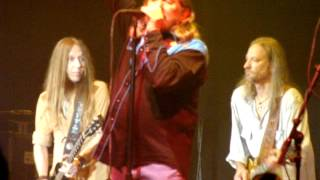 Charlie Starr w Marshall Tucker Band   Cant you See Pt 1