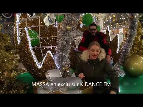 Vidéo Youtube - MASSA en exclu sur K DANCE FM