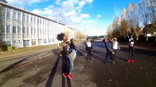 Davido - Coolest Kid in Africa (Official Video) ft. Nasty C Dance by TESCO YAYA