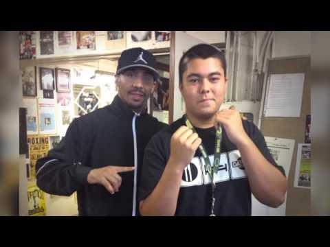 Boxing Weight Loss - Bowe Van Dam