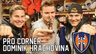 Entiset Lupaukset Pro Corner – Dominik Hrachovina Tappara