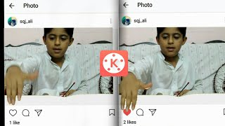 Zach King Magic Tutorial | Instagram Screen | in Android on Kinemaster