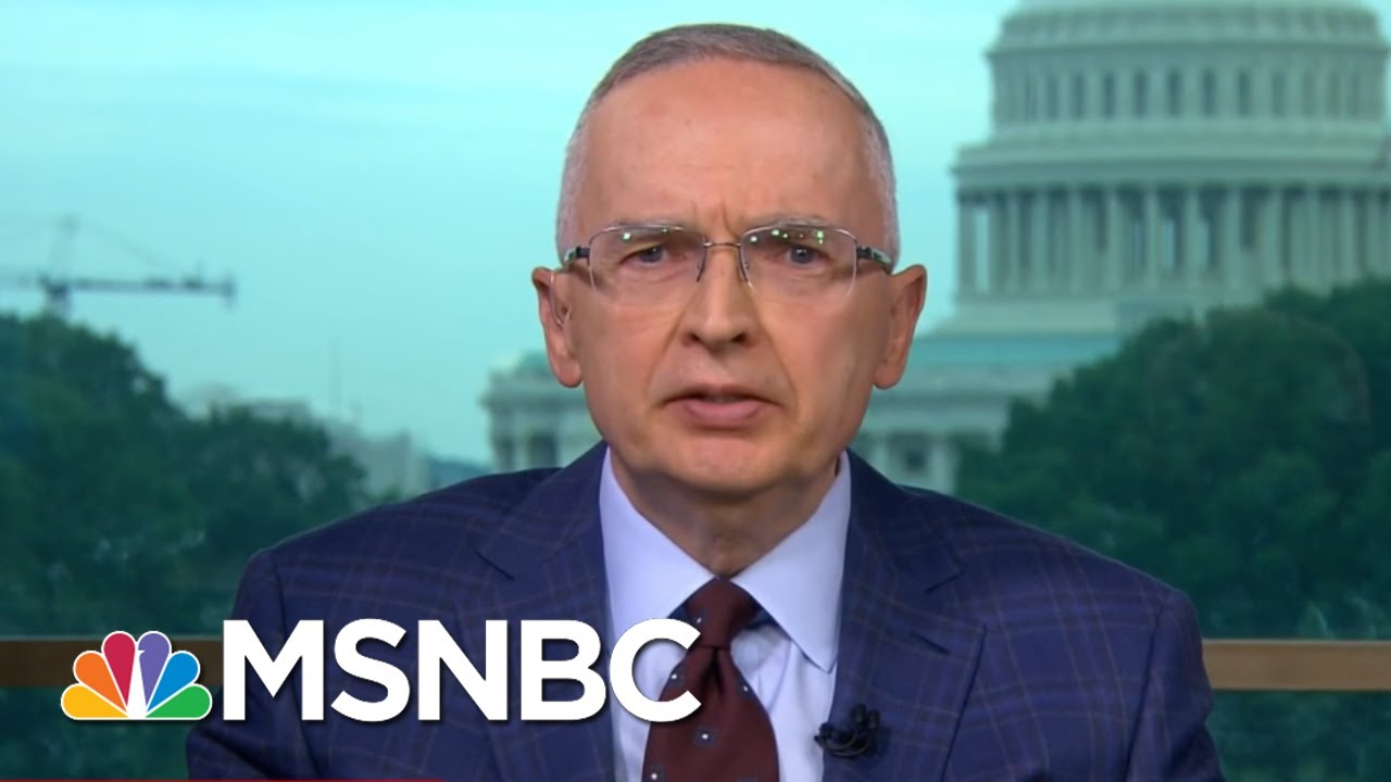 Ret. Lt. Colonel: Trump Is 'Actively Betraying Our Country' | The Beat With Ari Melber | MSNBC thumbnail