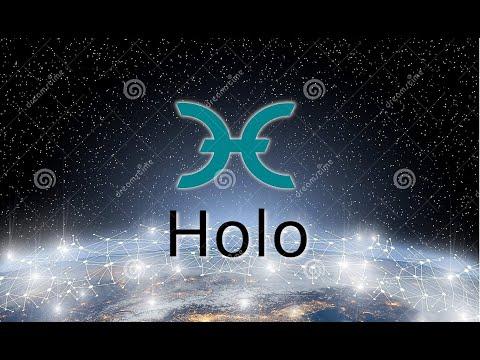Holo Coin (HOT) - новая перспективная криптовалюта 2019! Обзор, прогноз...