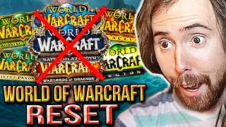 "Asmongold Reacts To ""TIME SKIP 