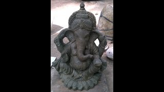 How To Make Ganesha Idol With Mud / Clay - Eco-friendly, Easiest, Fastest & Effective Way  Part-2
