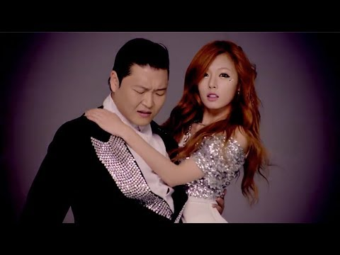 PSY, HYUNA - Oppa is Just My Style
