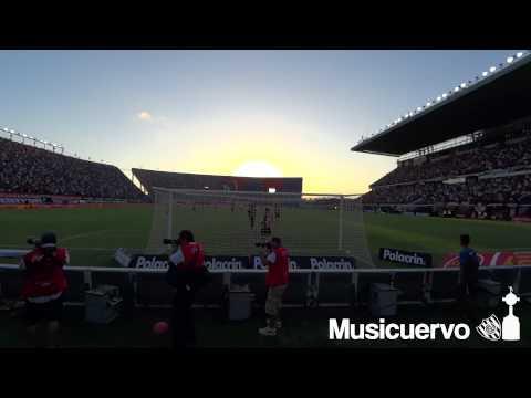 """""""San Lorenzo 3-1 Huracán Gol de Romagnoli y Caruzzo (3er cámara)"""" Barra: La Gloriosa Butteler • Club: San Lorenzo"""