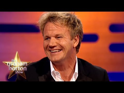 Gordon Ramsay Isn't A Fan Of Pubic Hair | The Graham Norton Show CLASSIC CLIP