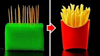 26 SHOCKING FOOD TRICKS YOU DIDN'T KNOW