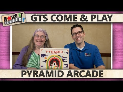 Watch It Played Preview: Pyramid Arcade