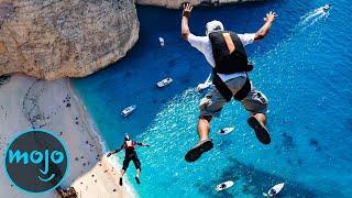 Top 10 Most Dangerous Real-Life Activities