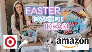 🐰🐣 WHATS IN MY KIDS EASTER BASKET 2020! | TODDLER EASTER BASKET IDEAS | KAILYN CASH