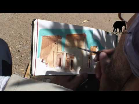3 Egitto: Abu Simbel, File, Aswan Passage to Egypt