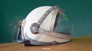 Casco Astronauta   DIY Cosplay Tutorial