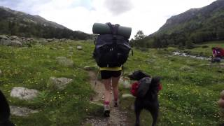 preview picture of video 'Camí de l'Ossa - Encamp (Andorra) - 1ª etapa'