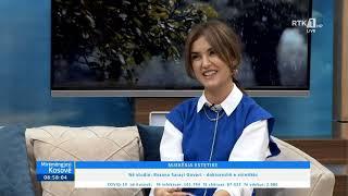 Mysafiri i Mëngjesit - Rezana Saraçi Govori 20.04.2021