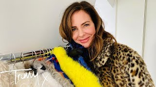 Closet Confessions: How To Style Faux-Fur | Fashion Haul | Trinny