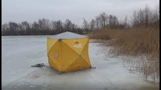 Зимняя палатка куб или зонт