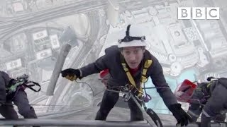 WINDOW CLEANING LIKE YOU'VE NEVER SEEN BEFORE
