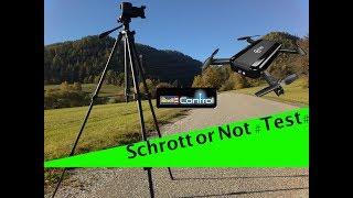 Revell C-me mini Selfie Drohne kurzer Test+Review #german#
