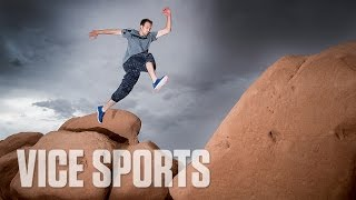 Backflips Over Goblin Valley with Parkour Star Ronnie Shalvis: The Moment