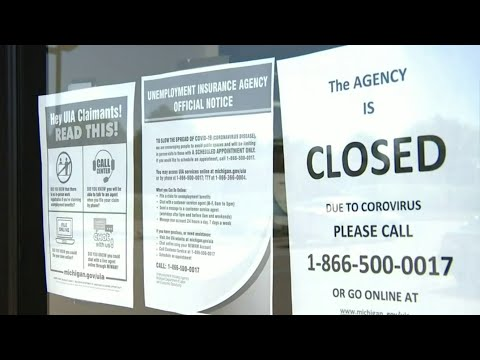 Why are Michigan unemployment offices still closed?
