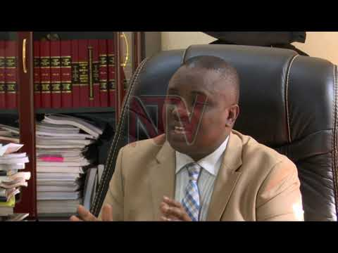 ENNONGOOSEREZA MU TTEEKA LYA KCCA: Museveni alitaddeko omukono