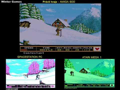 Winter Games - Porovnání ve 2 minutách