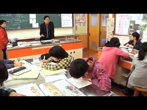 飛び出せ学校 九重町 野矢小学校 ~レイアウト~