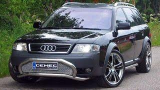Audi Allroad C5 сколько проблем преподносит универсал повышенной проходимости?