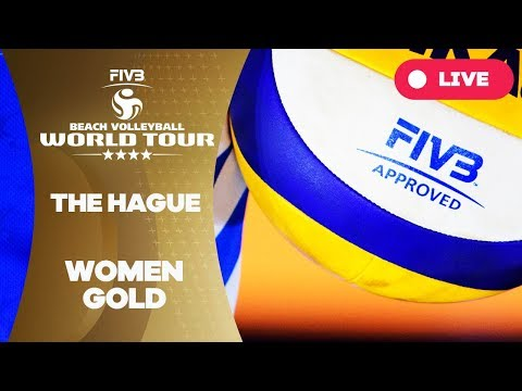 The Hague 4-Star 2018 - Women gold - Beach Volleyball World Tour