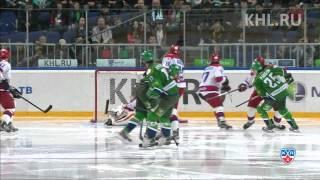 Салават Юлаев - ЦСКА 1:4 / Salavat Yulaev - CSKA 1:4
