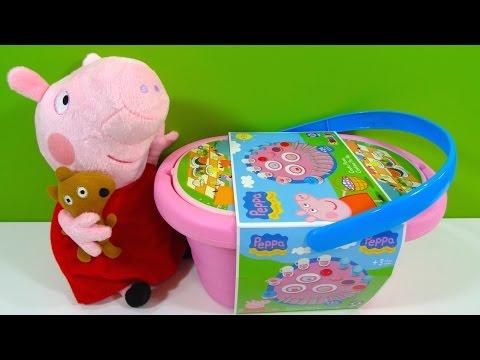 Peppa Pig Cesta de Picnic Peppa Pig Picnic Basket - Juguetes de Peppa Pig