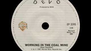 [1981] Devo • Working in the Coal Mine