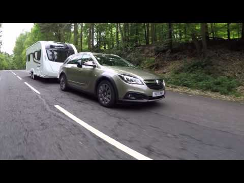 The Practical Caravan Vauxhall Insignia Country Tourer review