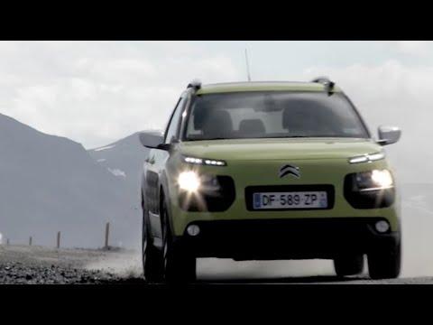 Citroen C4 Cactus In Iceland | Top Gear Magazine