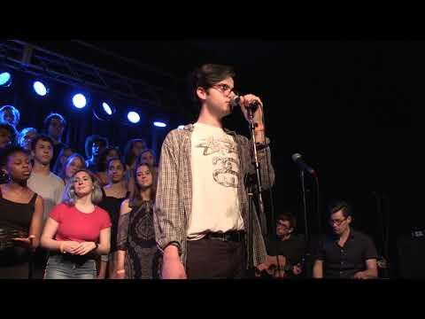 "Summer Recording Workshop students perform ""River"" by Leon Bridges"