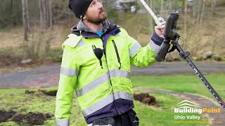 Layout Points with Flexibility Using the Trimble SPS986 GNSS Solution!