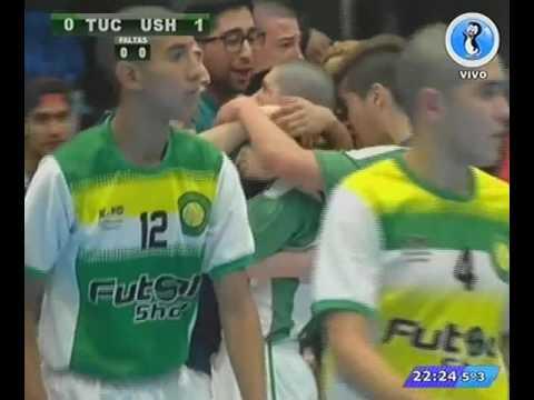 Ushuaia se consagró campeón del Argentino Juvenil de Futsal