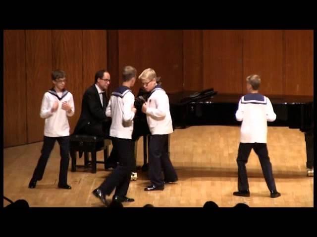 Austrian Folk Song - Vienna Boys' Choir