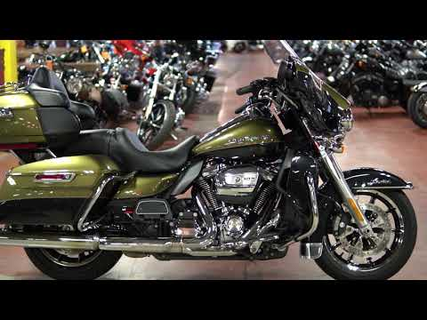 2018 Harley-Davidson Ultra Limited in New London, Connecticut - Video 1