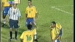2000 (February 2) Brazil 4 - Argentina 2 (Olympics Qualifying)