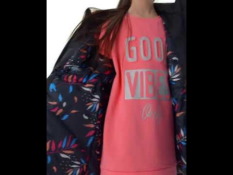 Куртка для девочки 49/1SA21 Vulpes