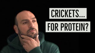 Are Crickets the Tastiest Alternative Protein Source?! (Review of Exo Protein Bars)