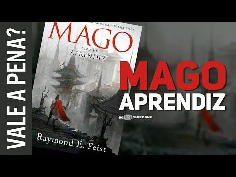 MAGO - APRENDIZ DE RAYMOND E. FEIST [VALE A PENA?]