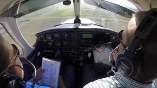 AOPA Fly-In to MQJ: VERY BUSY ATC and CONGESTED AIRSPACE