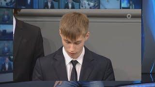 Информационная война 22 ноября о том, каким должно быть выступление россиянина в бундестаге